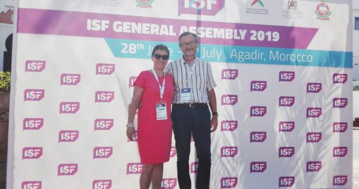 Foto: Mimořádné jednání General Assembly ISF