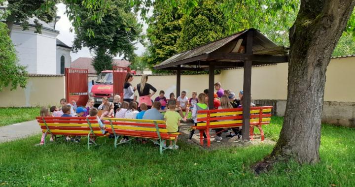 I děti ze ZŠ Žeranovice si užily Letní kempy 2021